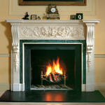 Period Fireplace in Bootle