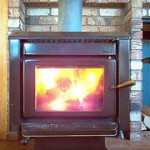 Fireplace in Formby