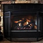 fireplace in Lydiate