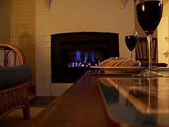 fireplaces in Hoscar